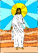 The Risen Christ PNG