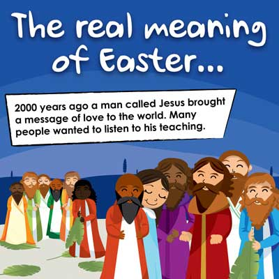 Easter Story 1