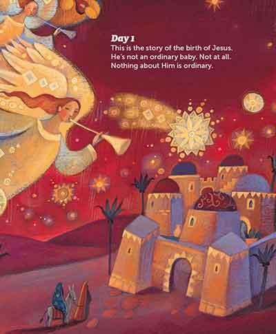 Real Advent Christmas Story 3