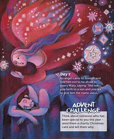 Real Advent Christmas Story 9