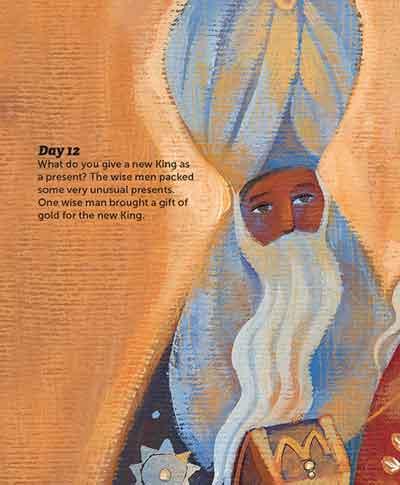 Real Advent Christmas Story 14