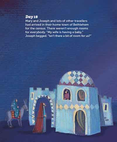 Real Advent Christmas Story 20