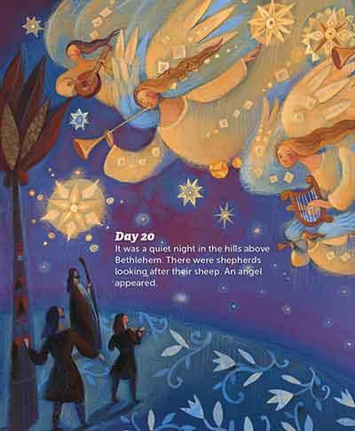 Real Advent Christmas Story 22