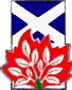 Picture of the Church Of Scotland Burning Bush emblem