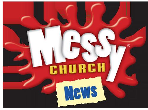 Messy Church News PNG