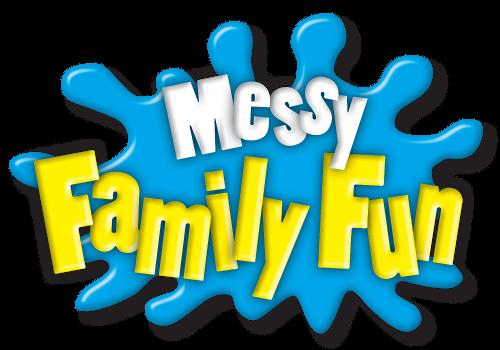 Messy Family Fun PNG