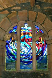 Picture Of The Strathmore Aisle Window
