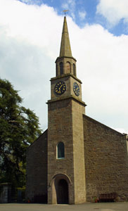 Picture Of St. Fergus Kirk, Glamis