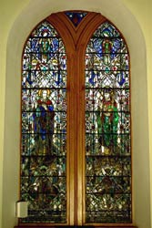 Picture Of The Glamis South Window
