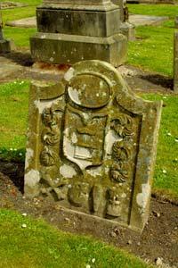 Grave Stone of a Weaver