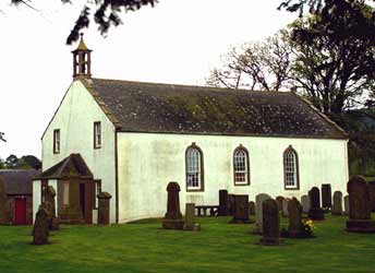 Picture Of Inverarity Kirk