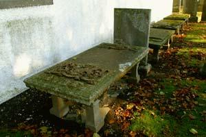 Inverarity Table-top Gravestones