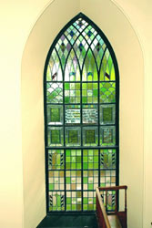Picture Of The Kinnettles Left Window